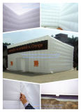 Mobile Cube gonflable Exposition Booth