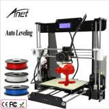 販売3DプリンターDIYキットのBowdenの押出機Mk8 Heatbed 3Dの印刷PLAのABSは任意選択8GB SDのカードを水平にする自動車をサポートする