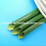 Zustimmungs-Silikon-Gummi-Fiberglas-Hülse UL-7kv für Hochtemperaturisolierung