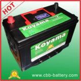 batería de coche seca de 12V 90ah frecuencia intermedia 105D31 alto CCA