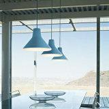 Lampes à pendentif en aluminium contemporain simple et lumineux