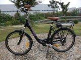 """Bicicleta eléctrica de Qutified del precio 26 """" del neumático *1.75 de la fabricación inferior de la fábrica"""