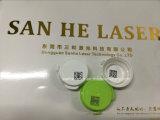 Gravador do laser da fibra do elevado desempenho do laser de Sanhe para o metal, Aluminun, cruz, aço inoxidável