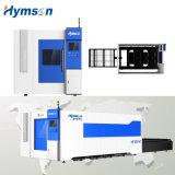 Máquina de grabado del corte del laser del metal de la fibra del CO2 de la tela del CNC