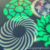 Luz del disco de los ojos 3W RGBW 4in1 del LED 8 con el efecto del Gobo o de la viga (P8-4)