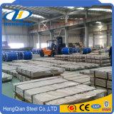 Grado 201 de ASTM A240 304 316 430 hoja de acero inoxidable 316L 310 310S para la construcción