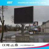 방수 P6 옥외 광고 발광 다이오드 표시 1r1g1b 의 LED 단말 표시 널