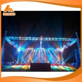 屋外コンサートの段階のトラスシステム、平らなトラスシステム