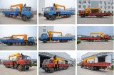 工場価格は12トントラックに取付けられたブームクレーンを修復した