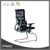 인간답게 된 디자인 바퀴 알루미늄 기본적인 회전대 사무실 의자 없음