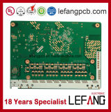 Mehrschichtige 1.6mm 6L OSP V0 medizinischer Apparat-Schaltkarte-Leiterplatte
