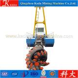 販売のためのDesiltingの機械装置のカッターの吸引の浚渫船