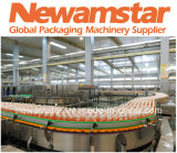 Machine de remplissage de jus de fruits de Newamstar