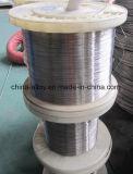 cromo puro 2080 del níquel de la resistencia del nicr del alambre de la calefacción del nicrom del elemento de calefacción Cr20Ni80