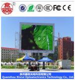 광고를 위한 에너지 절약 복각 P10 옥외 풀 컬러 발광 다이오드 표시 모듈