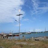 Низко начните вверх ветротурбину скорости ветра вертикальную малую для малого электропитания семьи