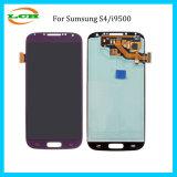 Sumsung S4/I9500のための工場価格の紫色の携帯電話LCD