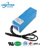 Het Pak van de Batterij van het Lithium van de Batterij van Manufactory LiFePO4 voor Elektrische Fiets (24V 60Ah)