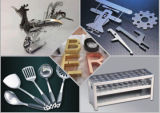 Fatto in Cina, vendita intorno al mondo, taglierina del laser della fibra di GS del Han
