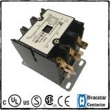 Contacteur magnétique électrique ou condensateur à C.A. de Pôle 30 Fla 240V de la CE 3 de l'UL CSA