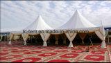 barraca do Pagoda do alumínio de 3X3m para o refugiado ou a clínica provisória