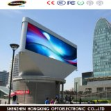 Tres años de garantía Outdoor P6 Display Board LED Sign