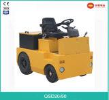 Migliore vendita trattore elettrico a 4 ruote di rimorchio di 2.0 tonnellate con superiore