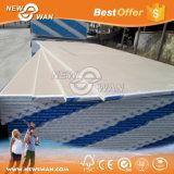 Matériau de construction de panneau de gypse/plafond de placoplâtre et gypse de mur de pierres sèches