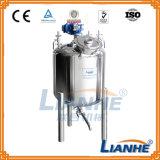 El tanque del mezclador del crisol de la mezcladora del detergente líquido