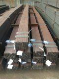 Fabricación de China Barra plana laminada en caliente A36 de acero suave