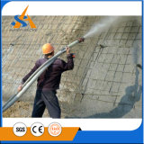 Bomba concreta do Shotcrete móvel Diesel