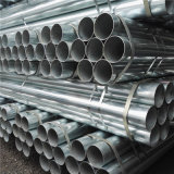 ASTM A53 A106 A500 GR. Horario galvanizado B 40 del tubo de acero