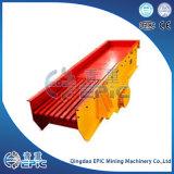 El introducir continuo con la alta tracción del alimentador de placa de cadena del Bw