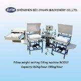 Het Gewicht die van het hoofdkussen het Vullen & het Openen van de Vezel Machine plaatsen