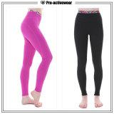 Pantaloni lunghi delle donne variopinte delle ghette di forma fisica di yoga degli abiti sportivi