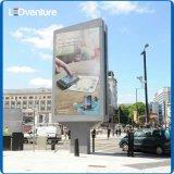 Grande LED scheda elettronica esterna, pubblicità di colore completo di luminosità impermeabile e alta