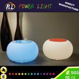 Tabla de luz LED muebles Circular Café