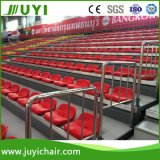 Jy-706 Bleacher는 Bleachers Reliant 경기장 착석을%s 플라스틱 경기장 의자 Bleachers를 착석시킨다