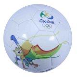 Sfera del gioco olimpico 2016 della sfera di calcio