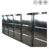 Медицинские холодильники морга нержавеющей стали стационара