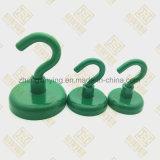 خضراء إناء مغنطيس أو صنع وفقا لطلب الزّبون لون