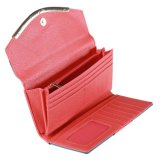 De Roze Kleur van Fani Dame Use Slim Wallet Leather China