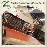 Stärke des niedrigsten Preis-6mm zweimal-heißes gepresstes Furnierholz für Philippinen-Markt