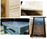 Ausgangsheraus Tür-volle Karosserien-Marmor-Porzellan-Fliese