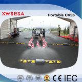 Uvss (nell'ambito del sistema di ispezione) del veicolo (scansione di informazioni dei telai)
