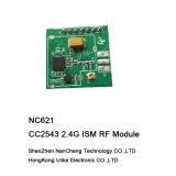 Módulo sem fio do RF dos módulos do transceptor 2.4GHz RF do módulo de Cc2543 Ibeacons