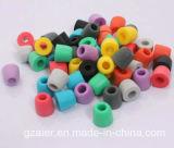 高品質Common-Use 4.9mmのイヤホーンの先端の置換の騒音の取り消しのメモリ泡の先端
