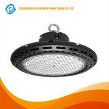 Iluminación industrial ligera del poder más elevado LED Highbay del UFO de la viruta del CREE de IP65 200W