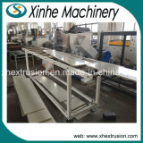 Ligne chaîne d'extrusion de Double-Pipe de PVC UPVC/CPVC de Jumeau-Vis de production de /Four-Pipe