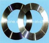 Circulaire de tôle d'acier de silicium fendant des lames de découpage